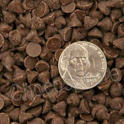 Mini Semisweet Chocolate Chips 50 lb Bag