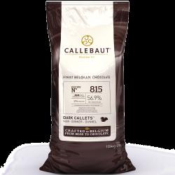 Callebaut 815NV Semi-Sweet Callets