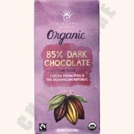 Organic 85% Dark Chocolate Bar 3.5oz