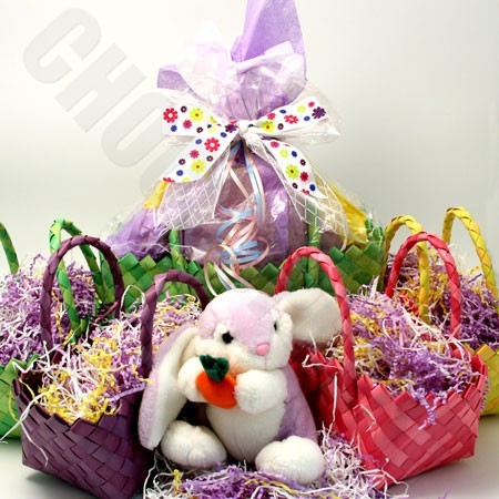 Easter Day Large Promotional Gift Basket