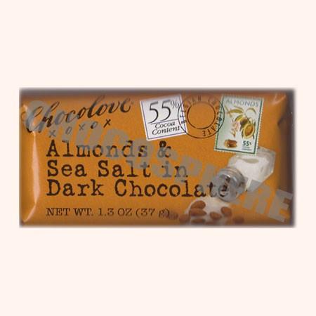 Almonds & Sea Salt Mini-Bar 1.3oz