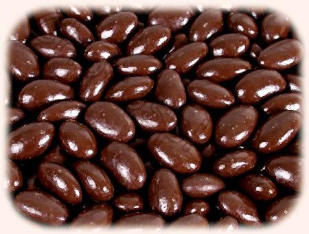 Amandes Noir Equinoxe Bag - 250g
