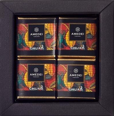 Selezione Chuao 12 Piece Sampler Box 55g