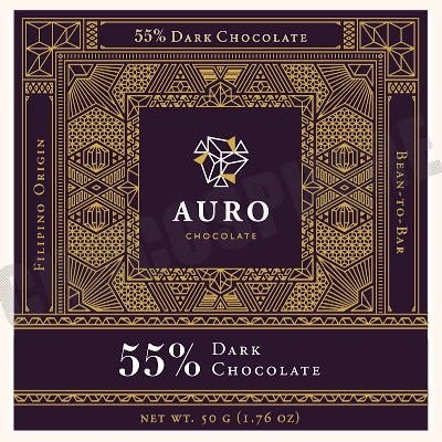 55% Dark Chocolate Bar - 50g