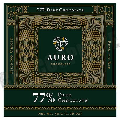 77% Dark Chocolate Bar - 50g