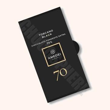 70% Toscano Black Bar 50g