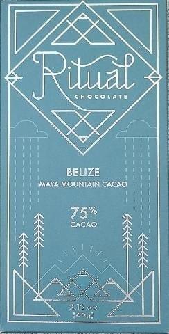 Belize Chocolate Bar 60g