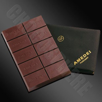 Amedei Blanco de Criollo Single Origin Dark Chocolate Bloc