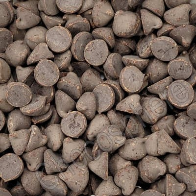 Organic & Fair Trade Chocolate Chips, 1Kg, temporary, bloomed