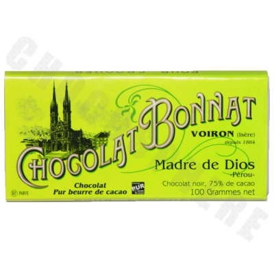 Madre de Dios Chocolate Bar 100g