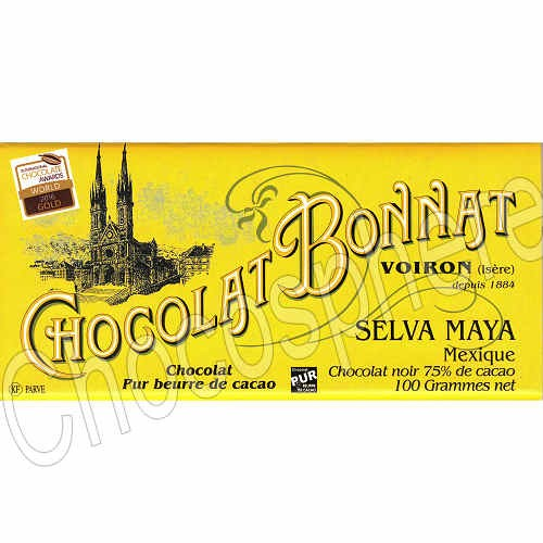 Bonnat Selva Maya Mexique (Mexico) 100g