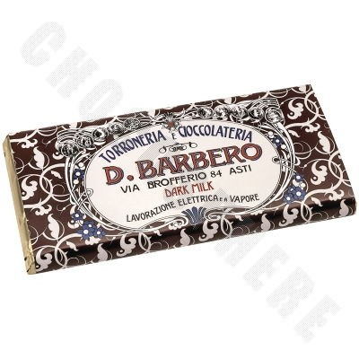 Dark Milk Chocolate Bar 80g