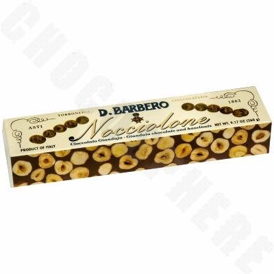 Nocciolone - Gianduja Chocolate & Hazelnuts - 260g