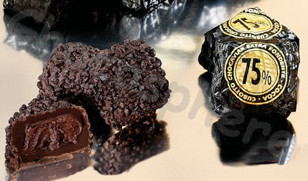 Cubotto 75% Chocaviar Piece - 17g