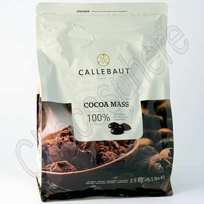 Unsweetened Chocolate Liquor Discs 2.5Kg/5.5lbs