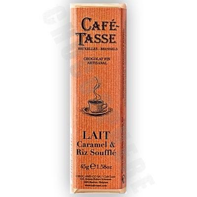 Lait Caramel & Riz (Rice) Souffle 45g Bar