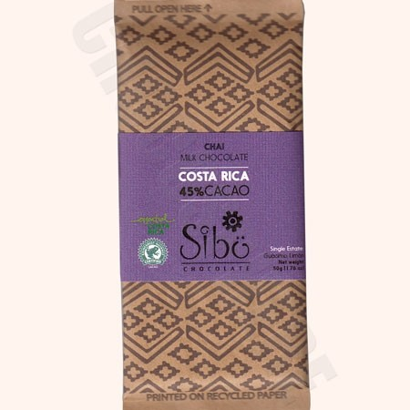 Chai Chocolate Bar – 50g