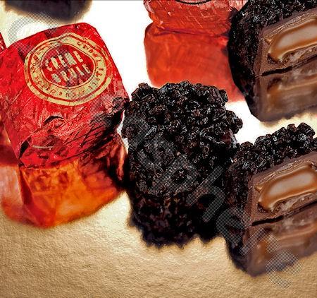 Cubotto Chocaviar Creme Brule Bulk - 1Kg