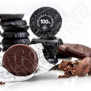 Guido Gobino Cialdine 100% Venezuela Ocumare Cacao Mass