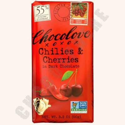 Chilies and Cherries Bar 3.2oz