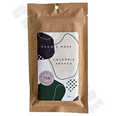 Colombia Aruaca Chocolate Bar - 70g