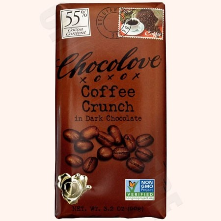 Coffee Crunch Bar 3.2oz