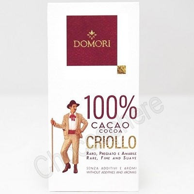 Criollo 100% 50g Bar
