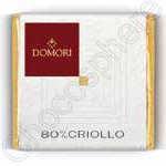 Domori 80% Criollo Napolitains