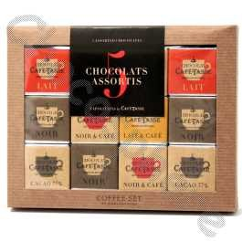 5-Flavour Napolitans 36-Piece Box