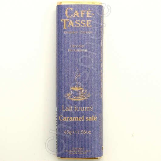 Lait fourre Caramel Salé Bar  45g