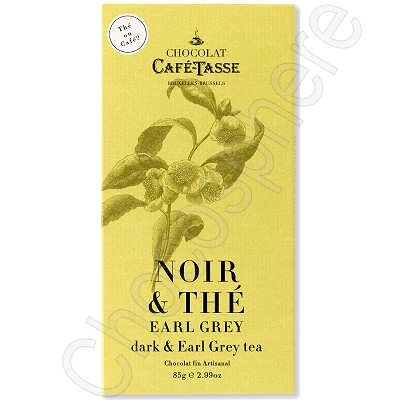 Cafe-Tasse Dark with Earl Grey Tea