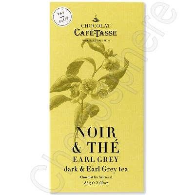 Cafe-Tasse Dark with Earl Grey Tea