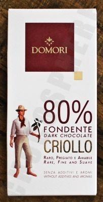 Criollo 80% 50g Bar