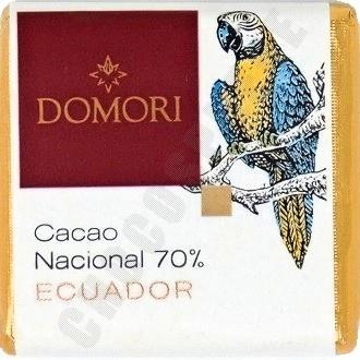 National 70% - Ecuador Square