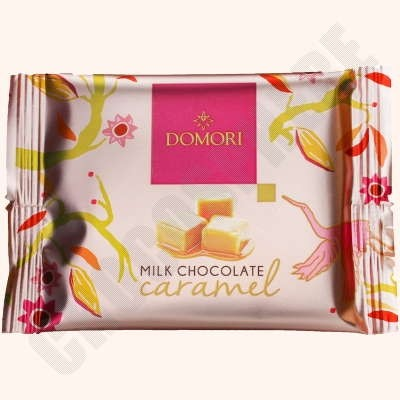 Milk Chocolate with Caramel Bar - 25g