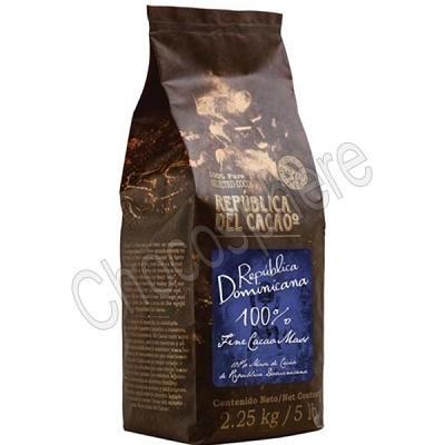 Dominican Republic 100% Cacao-Liquor Buttons