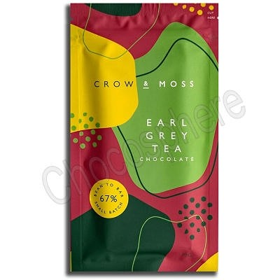 Earl Grey Tea 67% Chocolate Bar