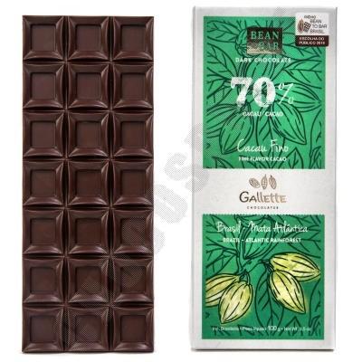 Bahia Forastero 70% Chocolate Bar - 100g