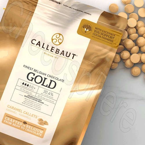 Gold Callets Bag 2.5Kg