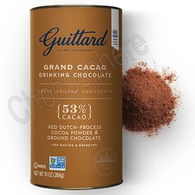 Grand Cacao Drinking Chocolate 10oz