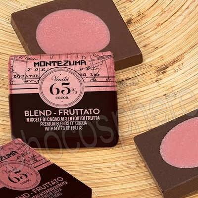 """GranBlend """"Montezuma"""" Fruttato 65% Squares"""
