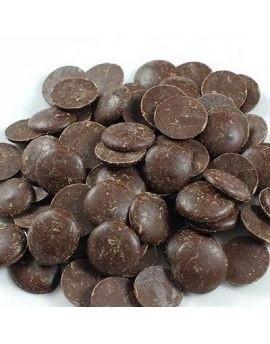 """Beyond Sugar"" Dark Chocolate 61% Cacao Baking Wafers"