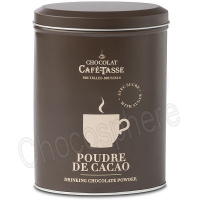 Cafe Tasse Hot Chocolate Mix in Tin