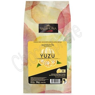 Inspiration Yuzu Les Feves 3Kg