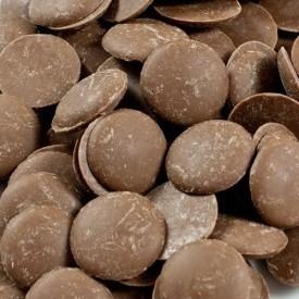 'Brussels' Milk Chocolate Wafers - 1Kg