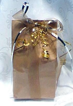 Brown Kraft-Paper Gift Bag