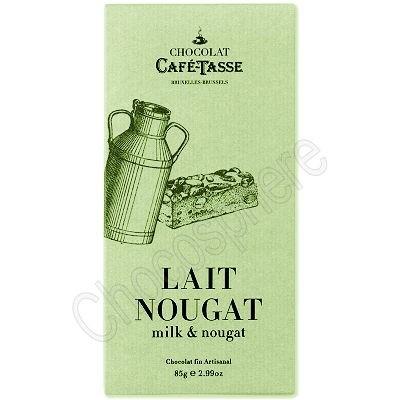 Cafe-Tasse Lait Nougat Tablet