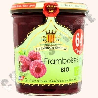 Organic Raspberry Spread - Framboises BIO