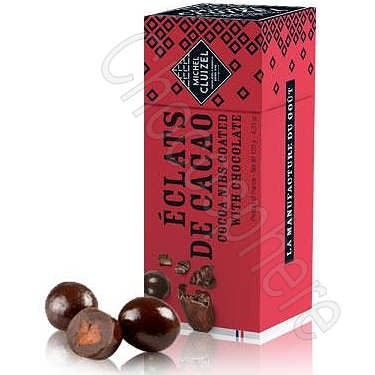 Eclats de Cacao Box of Chocolate Covered Cacao Nibs