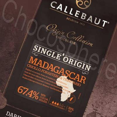 Callebaut Madagascar Callets
